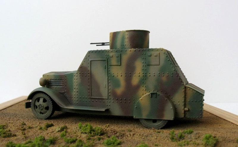 bilbao_4 Bilbao Panzerwagen 1932 von STEELWORK ( SK 7201 )