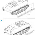 09-1-150x150 Type 63-1 (YW-531A) Armored Personnel Carrier (Early Production) Bronco 1:35 (CB35086)