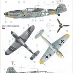 12-3-150x150 Bf 109 G-6 early version Eduard 1:48 (82113)