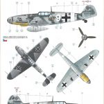 13-2-150x150 Bf 109 G-6 early version Eduard 1:48 (82113)