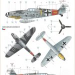 14-2-150x150 Bf 109 G-6 early version Eduard 1:48 (82113)