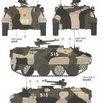 15-1-150x150 Type 63-1 (YW-531A) Armored Personnel Carrier (Early Production) Bronco 1:35 (CB35086)