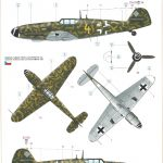 15-2-150x150 Bf 109 G-6 early version Eduard 1:48 (82113)