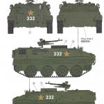 16-1-150x150 Type 63-1 (YW-531A) Armored Personnel Carrier (Early Production) Bronco 1:35 (CB35086)