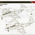 AMK-86001-Aero-L-29-Delfin-1zu72-Bauanleitung.6-150x150 Aero L 29 Delfin von Avantgarde ( AMK 86001) im Maßstab 1:72