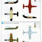 AMK-86001-Aero-L-29-Delfin-1zu72-Bemalungsschema-1-150x150 Aero L 29 Delfin von Avantgarde ( AMK 86001) im Maßstab 1:72