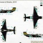 AMK-86001-Aero-L-29-Delfin-1zu72-Bemalungsschema-150x150 Aero L 29 Delfin von Avantgarde ( AMK 86001) im Maßstab 1:72