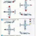 AMK-86001-Aero-L-29-Delfin-1zu72-Bemalungsschema-2-150x150 Aero L 29 Delfin von Avantgarde ( AMK 86001) im Maßstab 1:72