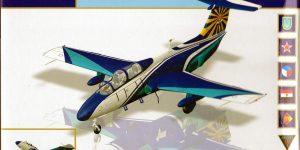 Aero L 29 Delfin von Avantgarde ( AMK 86001) im Maßstab 1:72