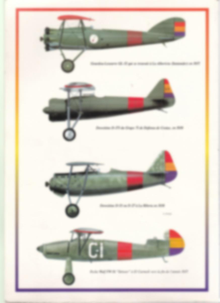 AVIONS-L´aviation-de-chasse-de-la-Republique-Espagnol-2 L´Aviation de chasse de la république Espagnole 1936/1939