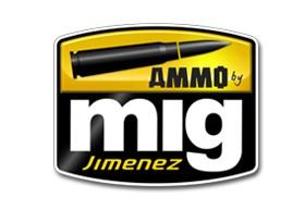 Ammo by MIG Logo