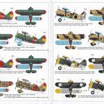 Armory-14101-Polikarpov-I-15bis-20-150x150 Polikarpov I-15bis von Armory im Maßstab 1:144 (#