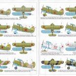 Armory-14101-Polikarpov-I-15bis-21-150x150 Polikarpov I-15bis von Armory im Maßstab 1:144 (#