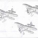 Armory-14101-Polikarpov-I-15bis-3-150x150 Polikarpov I-15bis von Armory im Maßstab 1:144 (#