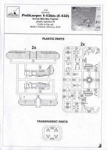 Armory-14101-Polikarpov-I-15bis-4-215x300 Armory 14101 Polikarpov I-15bis (4)