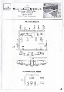 Armory-14104-Messerschmitt-Bf-109-A-B-17-211x300 Armory 14104 Messerschmitt Bf 109 A-B (17)