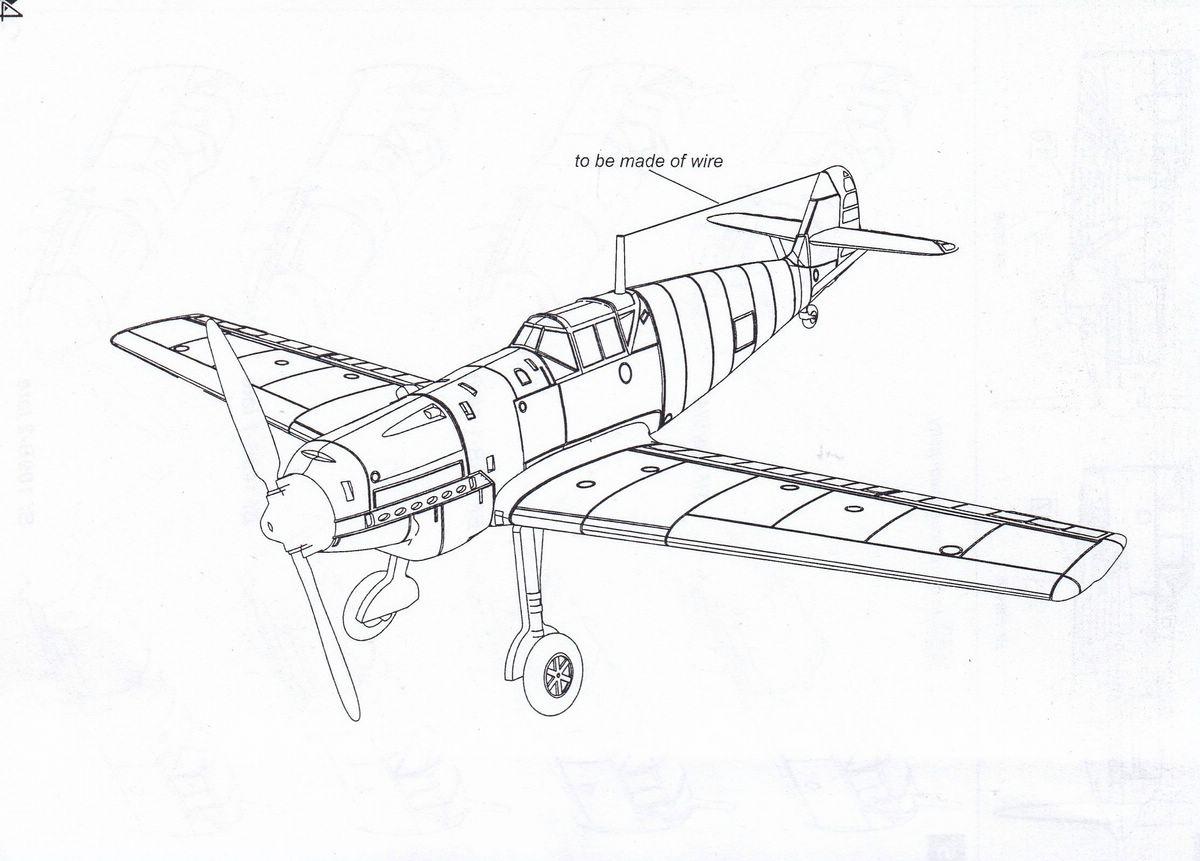 Armory-14104-Messerschmitt-Bf-109-A-B-3 Messerschmitt Bf 109 A/B im Maßstab 1:144 von Armory (# )