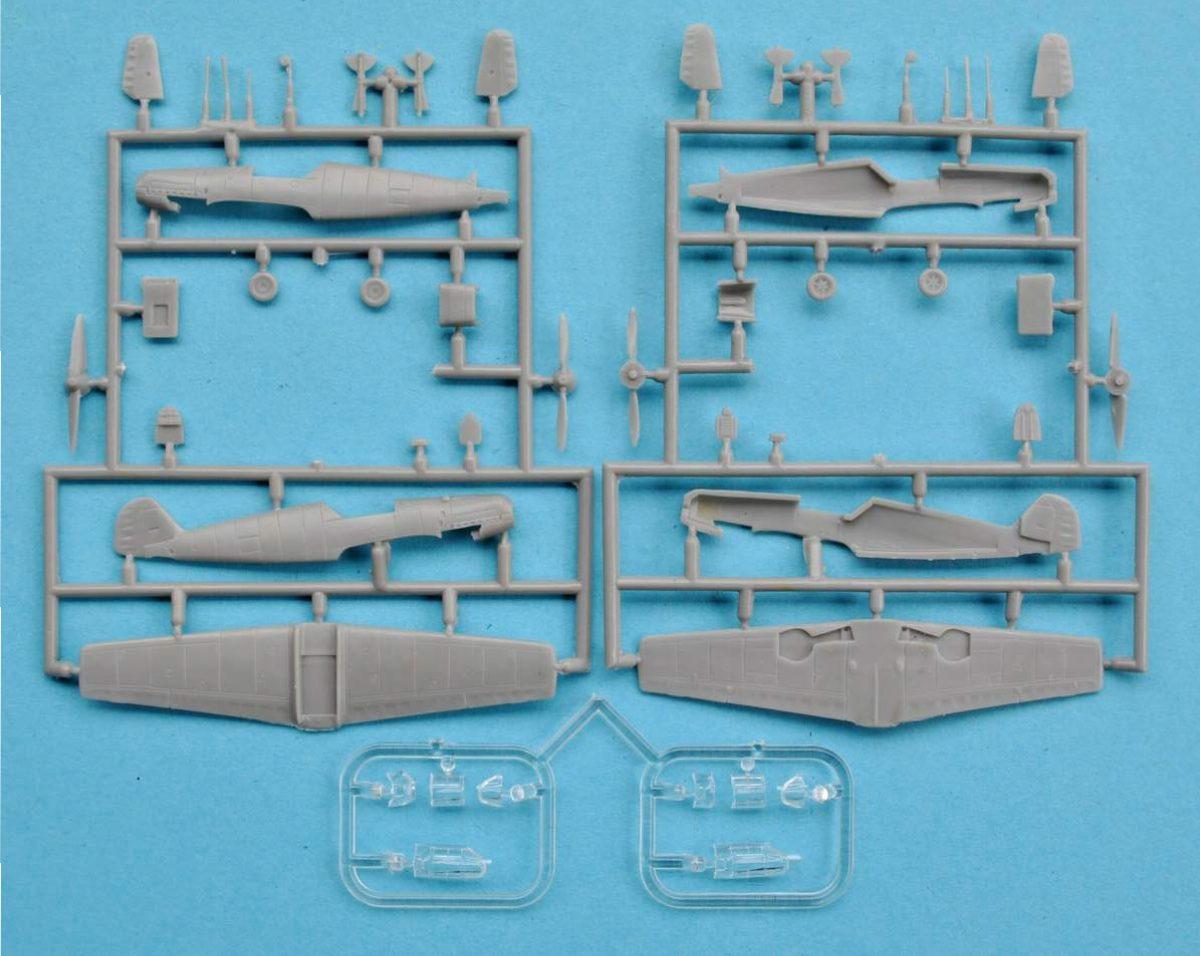 Armory-14104-Messerschmitt-Bf-109-A-B-5-e1471095439328 Messerschmitt Bf 109 A/B im Maßstab 1:144 von Armory (# )