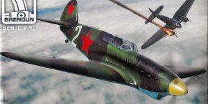 Yak-1 Year 1941 von Brengun im Maßstab 1:72 ( BRP72020 )