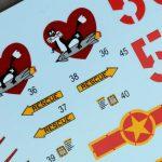 Decals-2-1-150x150 Sound of Silence ( MiG-21 und Skyhawk) 1:48 Eduard