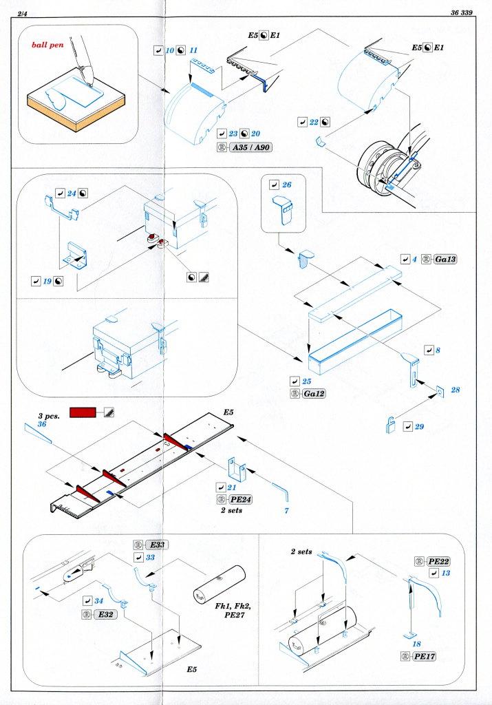 Eduard_T-44_Upgradeset_03 Upgrade-Set für den T-44 von MiniArt - Eduard 1/35 --- #36339
