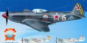 Yak-3 – Eduard Weekend Edition 1/48 — #8457