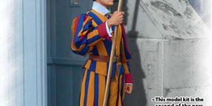 Vatican Swiss Guard von ICM im Maßstab 1:16 (# 16002)
