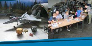 Ausstellung der IPMS Deutschland Flugplatz Gatow 27./28. August