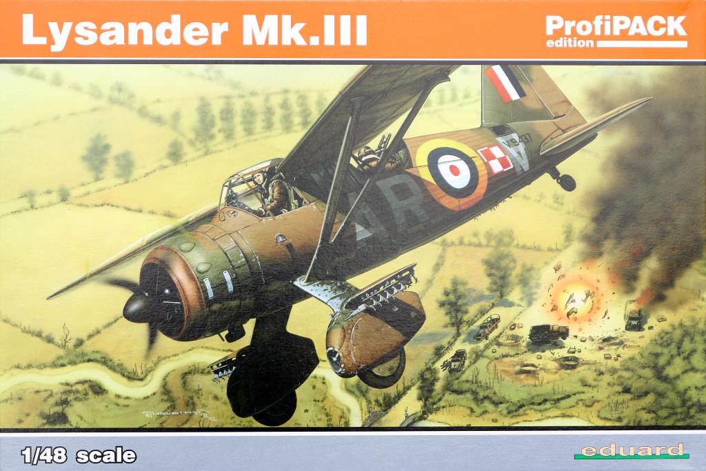 Lysander Lysander Mk. III Eduard 1:48 (8290)