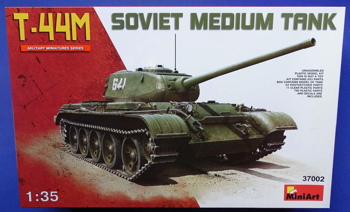 MiniArt-37002-T-44M-12 T-44M von Mini Art (1:35 # 37002)