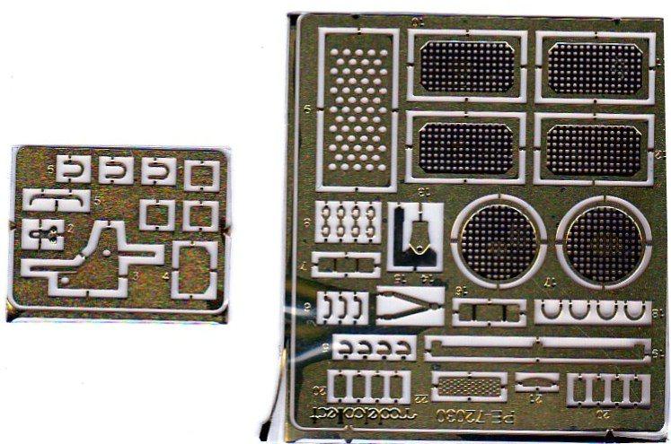 Modellcollect-UA72036-E-100-StuG-Gun-1 German E-100 StuG Gun ( Modelcollect UA 72036 )