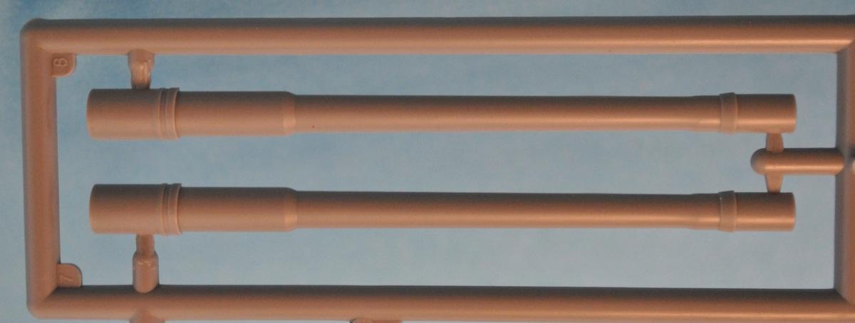 Modellcollect-UA72036-E-100-StuG-Gun-21 German E-100 StuG Gun ( Modelcollect UA 72036 )