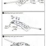 Modellcollect-UA72036-E-100-StuG-Gun-4-150x150 German E-100 StuG Gun ( Modelcollect UA 72036 )