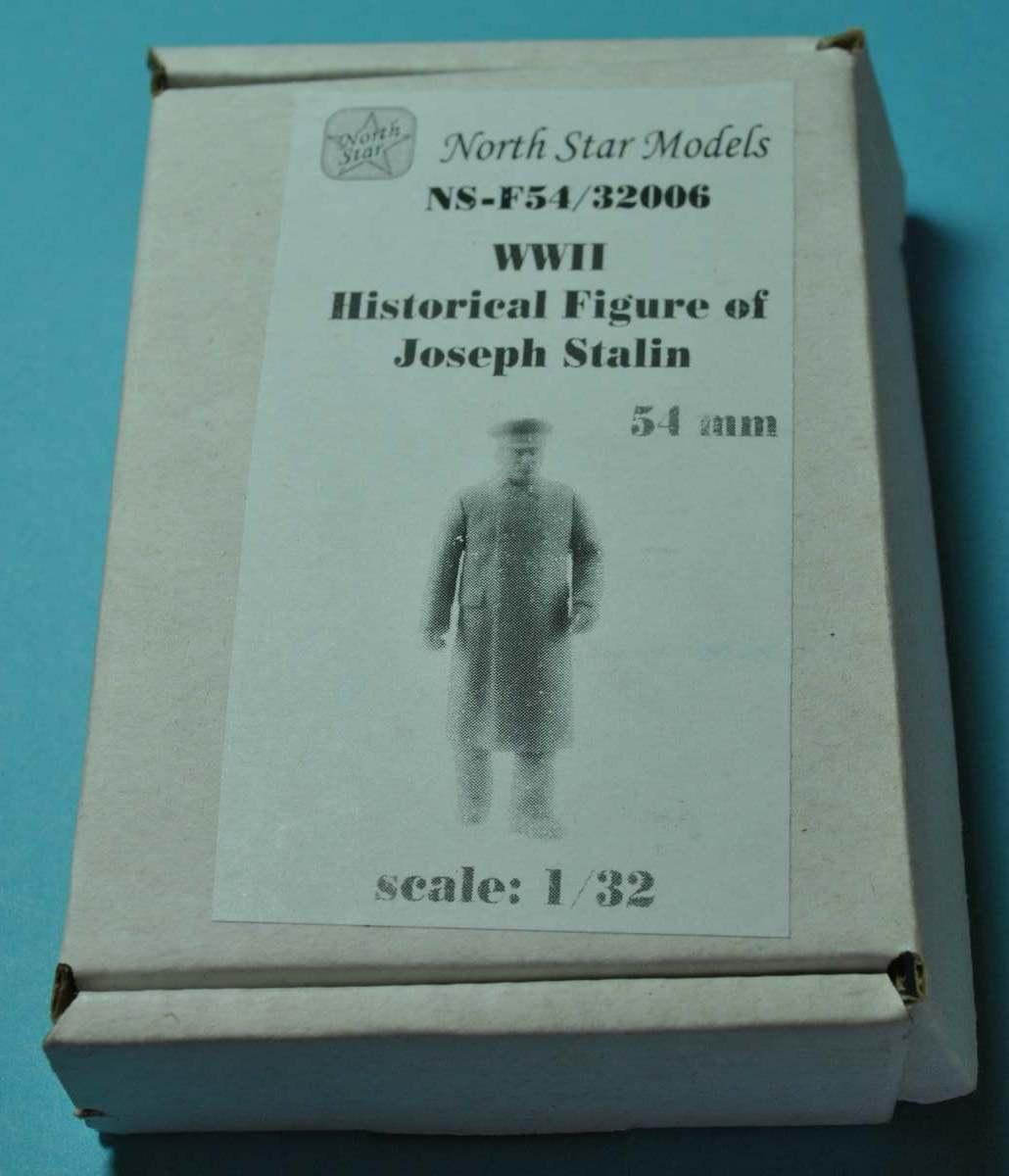 North-Star-Models-F54-32006-Josef-Stalin-8 Joseph Stalin im Maßstab 1:32 von NorthStar (# NS-F54/32006 )