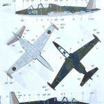 """Special-Hobby-SH-72284-Fouga-Magister-Exotic-Air-Forces-40-150x150 Fouga Magister """"Exotic Air Forces"""" in 1:72 von Special Hobby (SH 72284 )"""