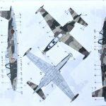 """Special-Hobby-SH-72284-Fouga-Magister-Exotic-Air-Forces-42-150x150 Fouga Magister """"Exotic Air Forces"""" in 1:72 von Special Hobby (SH 72284 )"""