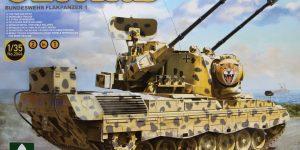 Gepard A1/A2 – Takom 1/35 — #2044