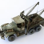 Wrecker-113-150x150 Build Review : Diamond T 969A Wrecker Mirror Models 1:35