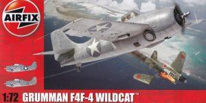 F4F-4 von Airfix in 1:72 – der Baubericht
