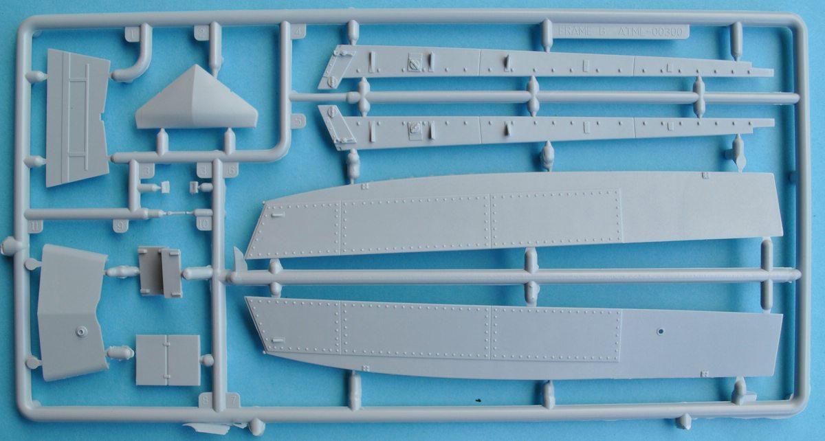"Airfix-A02340-Higgins-LCVP-9 Das LCVP ""Higgins"" von Airfix im Maßstab 1:72 ( A02340 )"