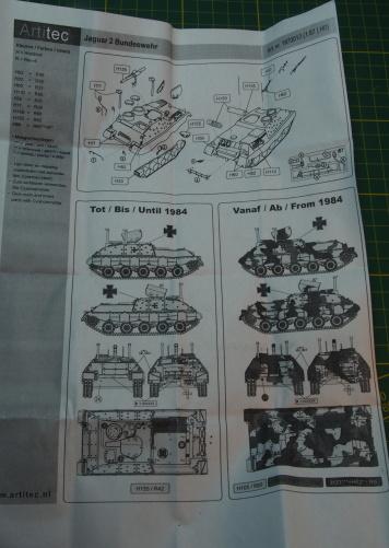 Artitec-1870013-Raketenjagdpanzer-2-18 Raketenjagdpanzer 2 von ARTITEC im Maßstab 1:87 (# 187013 )