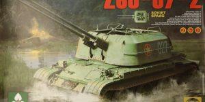 ZSU-57-2 Takom 1:35 (2058)
