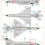 Eduard-4427-MiG-21bis-1zu144-19-150x150 Eine MiG-21bis im SmallScale 1:144 von Eduard