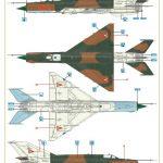 Eduard-4427-MiG-21bis-1zu144-21-150x150 Eine MiG-21bis im SmallScale 1:144 von Eduard
