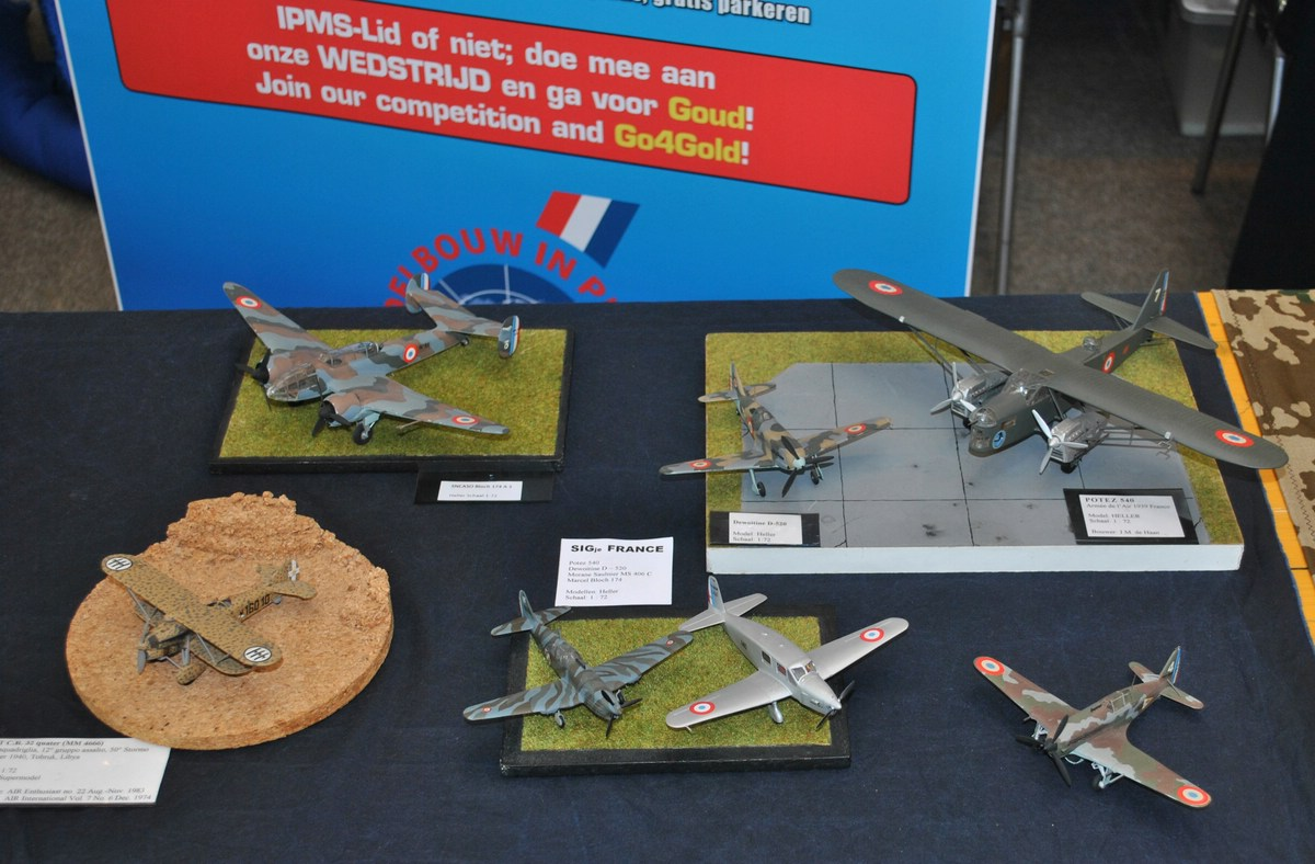 ISSC-2016-Heiden-IPMS-NL-Hellermodelle International Small Scale Convention 2016 in Heiden