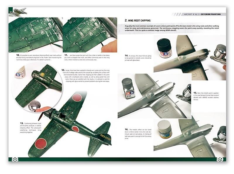 MIG-Encyclopedia-of-aircraft-modelling-techniques-Vol.3-Painting-3 Encyclopedia of Aircraft Modelling Techniques Bd. 3: Painting
