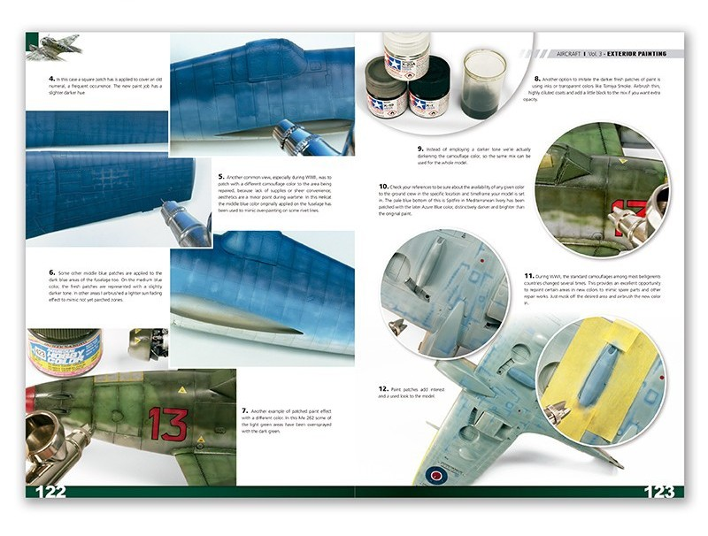 MIG-Encyclopedia-of-aircraft-modelling-techniques-Vol.3-Painting-4 Encyclopedia of Aircraft Modelling Techniques Bd. 3: Painting