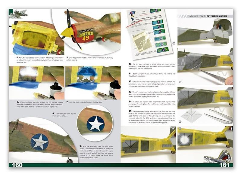 MIG-Encyclopedia-of-aircraft-modelling-techniques-Vol.3-Painting-7 Encyclopedia of Aircraft Modelling Techniques Bd. 3: Painting