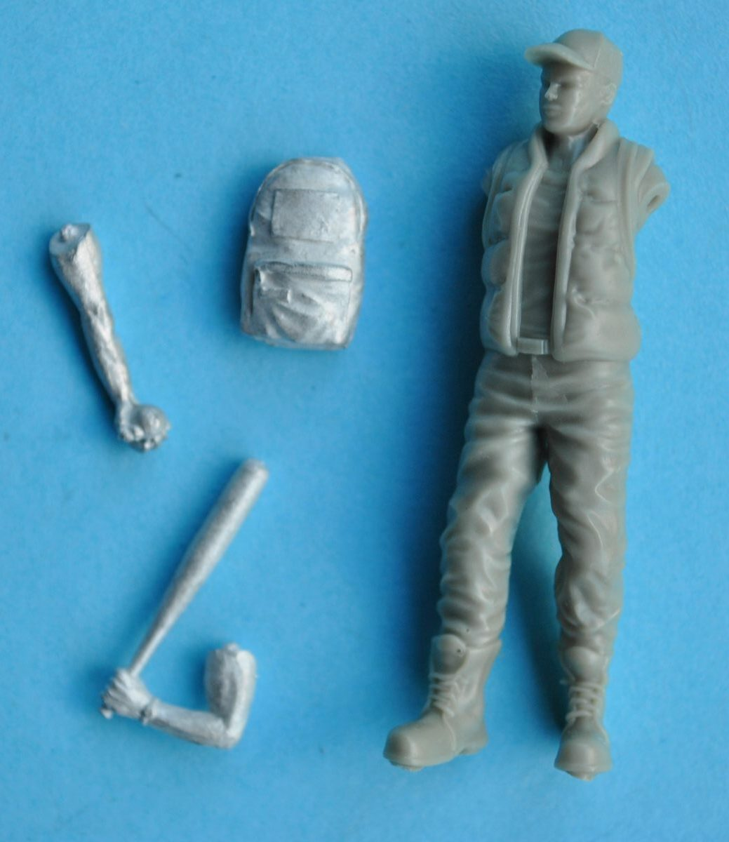 Not-Yet-Dead-Miniatures-Survivor-Brad-2-7 Survivor Brad ( Not Yet Dead Miniatures # NYD-S011) 1:35