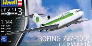 27. November 1962: Rollout der Boeing 727